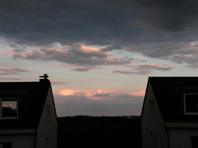 Gewitter, Sommer, Wolken, Fotografie