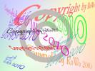 Copyright, Digitale kunst,