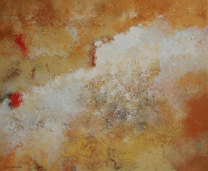 Staub, Phaistos, Kreta, Malerei