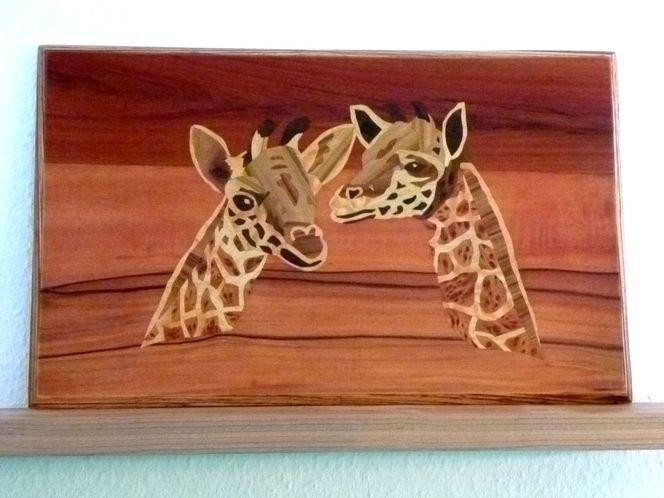 Intarsienbilder, Holz, Holz kunst, Kunsthandwerk,