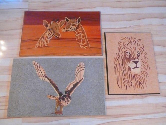 Kunsthandwerk, Holz, Mix