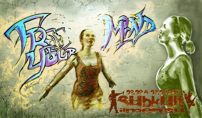 Streetart, Orsek, Thüringen, Subkult, Graffiti, Kostenlose workshops