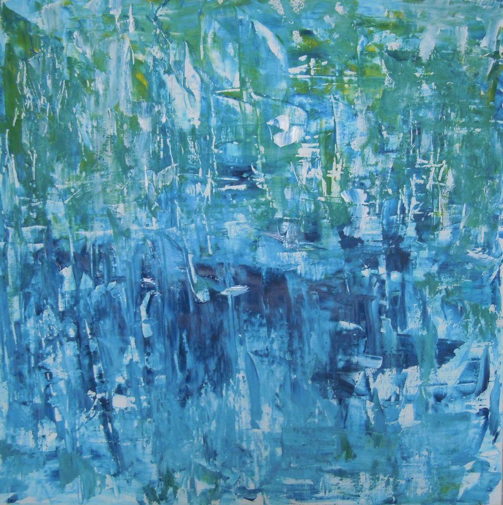 hintergrundbilder abstrakt blau streifen - photo #44