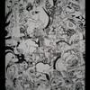 Beyaz, Siyah, Zeichnungen,