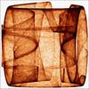 Abstrakter Attraktor XV - abstrakt digital flash kunstdruck