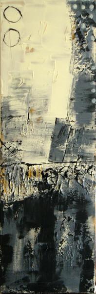 Malerei, Abstrakt, Zeit