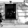 Schwarzweiß, Montage, Fotografie, Wien