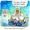Karikatur, Bischof, Tebartz, Cartoon