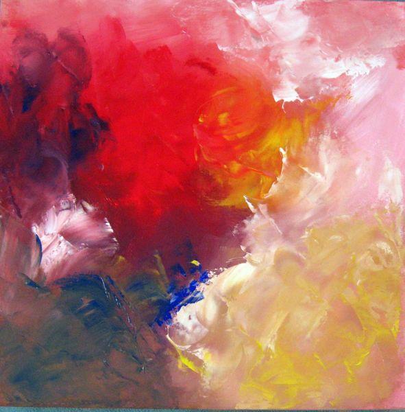 Malerei, Spuren, Raum