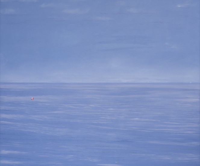 Malerei, Boje, Ölmalerei, Meer, Realismus, Wasser