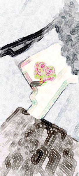 Friseur, Salon, Experimentell, Digitale kunst, Frisur
