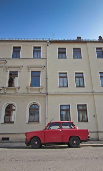 Kult, Trabant, Zwickau, Trabbi, Rosa, Fotografie