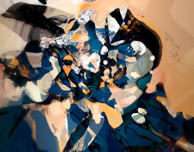 Digital, Col, Abstrakt, Traum, Digitale kunst