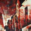 Stadt, Oldenburg, Expressionismus, Kubismus