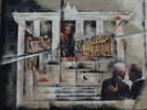 Leben, Politisch, Bundeskanzlerin, Collage