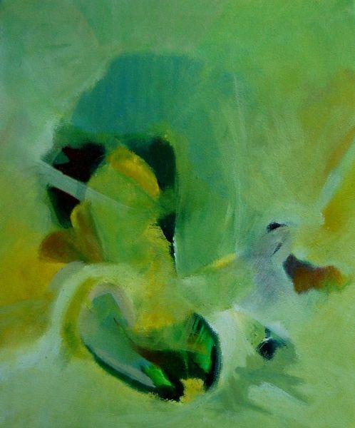 Licht, Birotic art, Romanze, Abstrakter expressionismus, Feucht, Ölmalerei