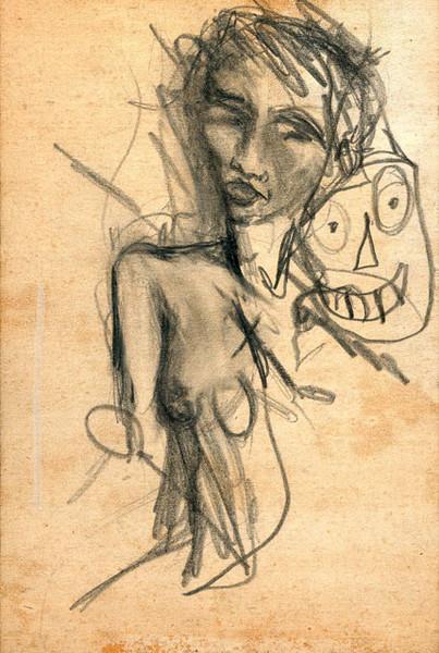 Zeichnungen, Madonna