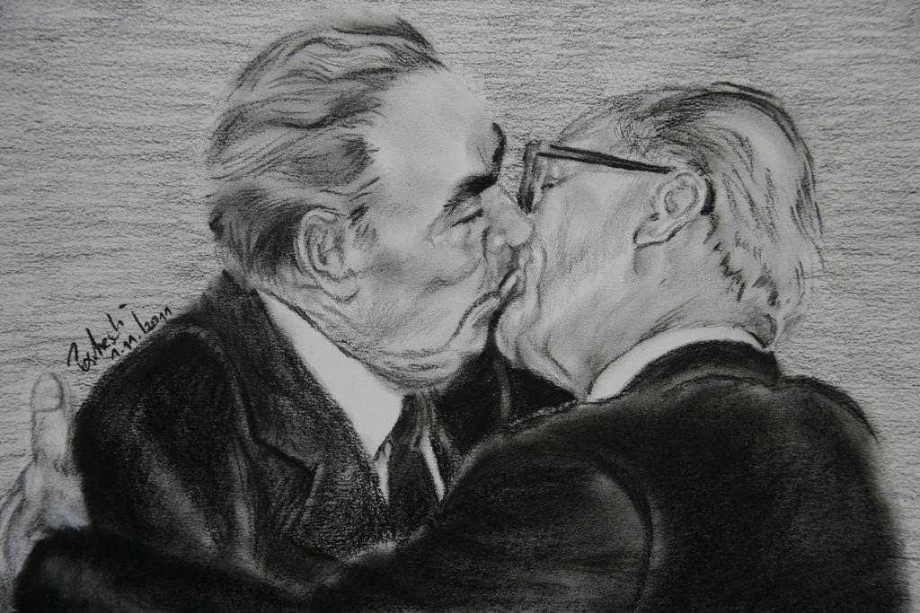Russisch Kuss