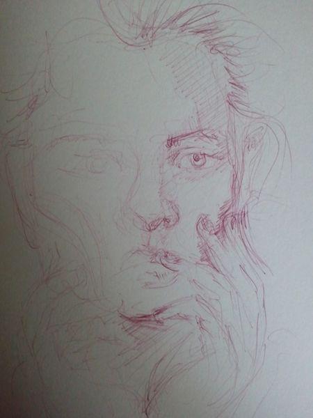 Zeichnungen, Versuchung