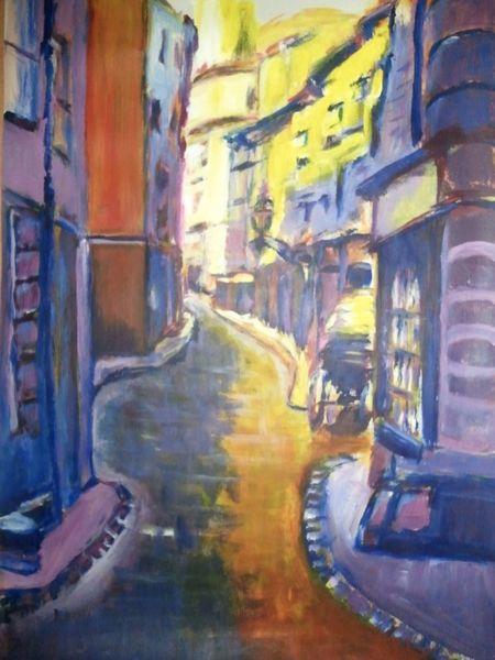 Malerei, Paris