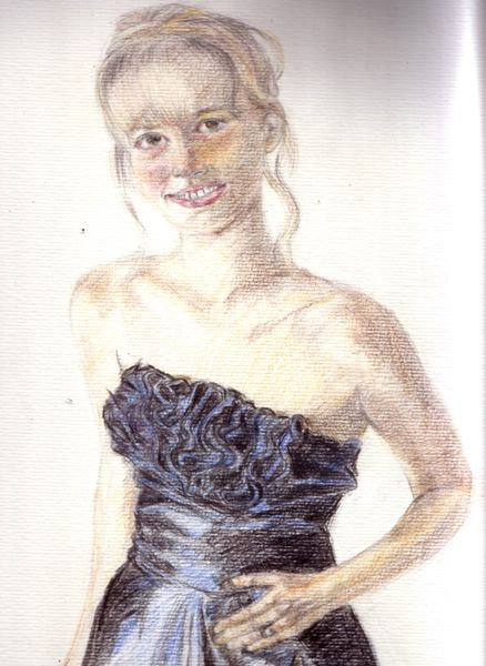 Zeichnungen, Portrait