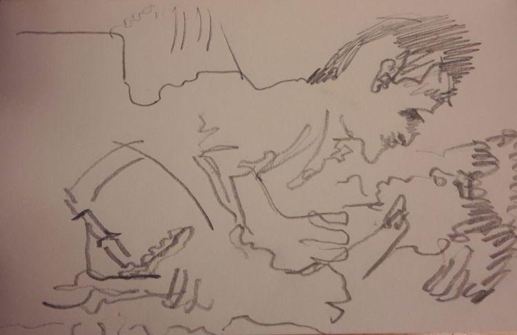Verlangen, Liebe, Zeichnungen,