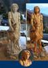 Skulptur, Kettensägenkünstler, Kettensäge, Seele