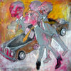 Politik, Cartoon, Zeichnung, Kultur
