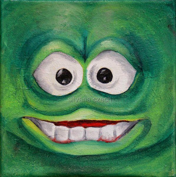 Wand, Grün, Lunge, Weinen, Leichtigkeit, Traurig
