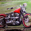 Motor, Motorrad, Motorradclub, Ausstellung