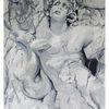 Grisaille, Gigantomachie, Marmor, Pergamon