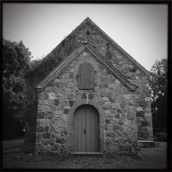 Fernweh, Kirche, Schwarzweiß, Kapelle, Architektur, Fotografie
