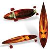 Feuer, Sport, Skateboard, Flames