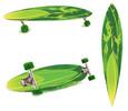 Bambus, Gras, Rolle, Cruiser
