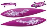 Longboard, Sport, Cruiser, Becken