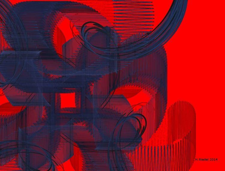 Verzierung, Kommunikation, Wahrheit, Formen, Schwerelosigkeit, Digitale kunst