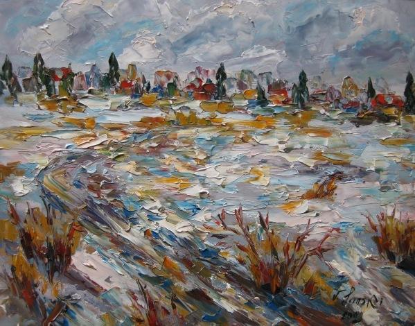 Malerei, Wetter