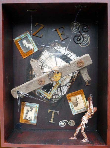 Zeit, Menschen, Vergangenheit, Uhr, Holz, Gnitlon