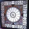 Jürgen traulsen, Mosaikspiegel, Tiffanyglas, Kunstspiegel