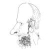 Zeichnung, Selbstportrait, Humor, Zeichnungen