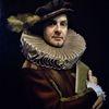 Männlich, Ölmalerei, Portrait, Figurativ
