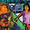 Figurativ, Expressionismus, Comic, Surreal