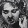 Portrait, Monochrom, Menschen, Ausdruck