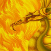 Fantasie, Drache, Surreal, Airbrush