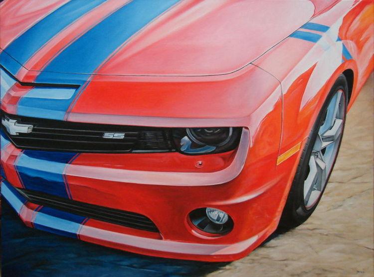 Super sport, Chevrolet, Rennwagen, Chevy, Camaro, Auto