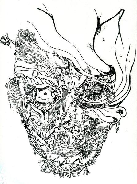 Zeichnungen, Kurz, Zeit, Gedächtnis
