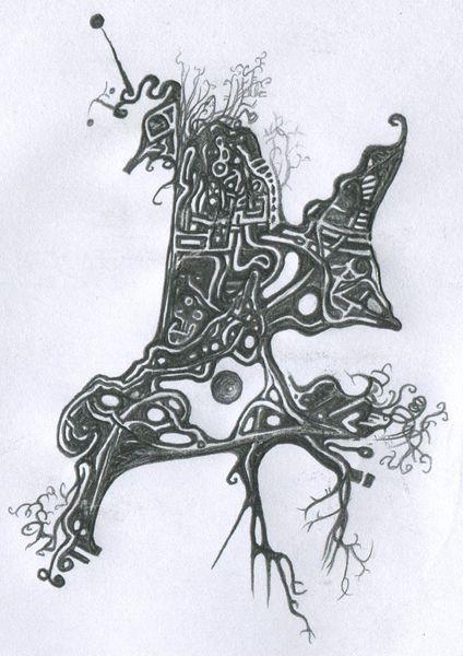 Zeichnungen, Altlasten, Geschichte