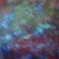 Farbfeldmalerei, Colorfield, Malerei, Farbfeld malerei