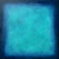 Colourfield, Farbfeldmalerei, Malerei, Farbfeld malerei