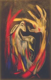 Acrylmalerei, Malen, Malerei, Elektrisch